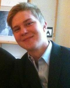 Alex 18 year colitis in Sweden