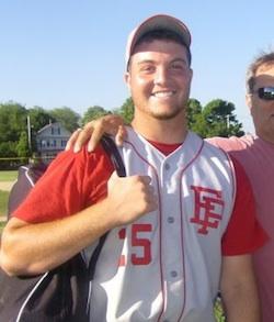 baseball player Kyle