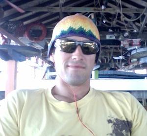 Adam Scheuer, founder of iHaveUC, diagnosed Oct. 2008