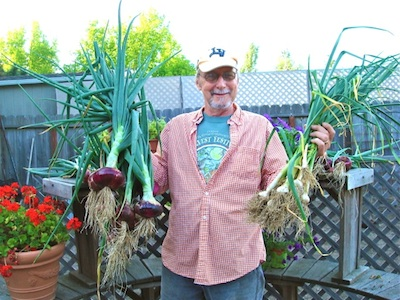 gardening with colitis