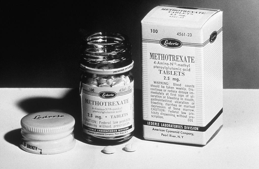 methotrexate pills