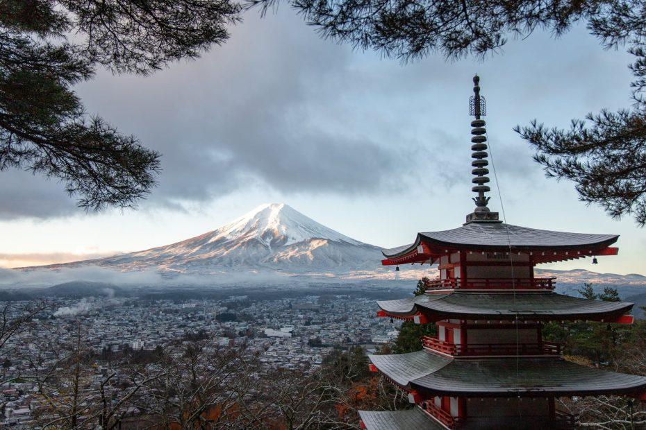 10 Years of UC and Climbing Mt Fuji